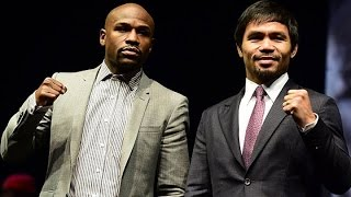 Floyd Mayweather vs. Manny Pacquiao Fight Ticket Could Cost $67K