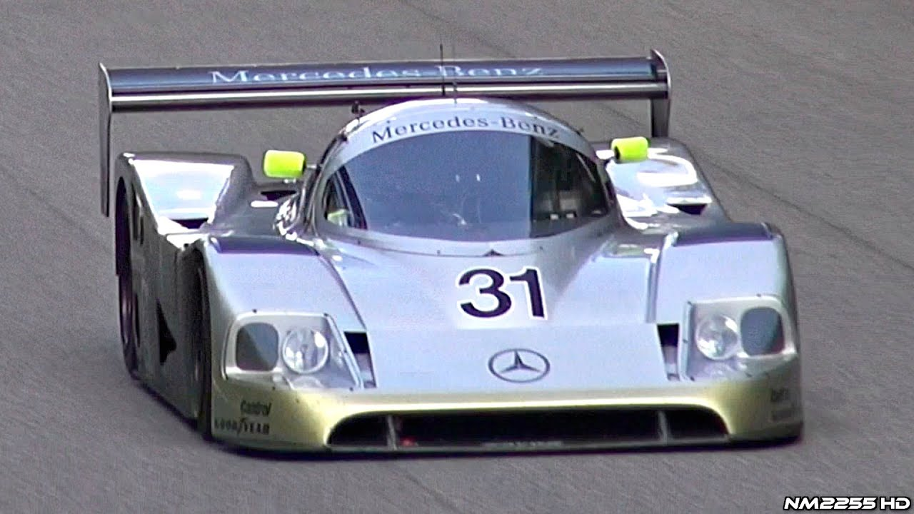 Sauber mercedes c11 ex michael schumacher awesome twin for Schumacher mercedes benz az