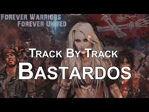 DORO - Bastardos (OFFICIAL TRACK BY TRACK)