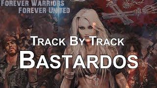 DORO - Bastardos (OFFICIAL TRACK BY TRACK #3)