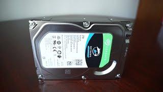 Seagate SkyHawk Surveillance HDD 2TB 5900rpm