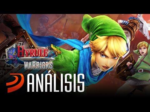 """Análisis de Hyrule Warriors (Wii U) - """"Unión por la Trifuerza"""""""