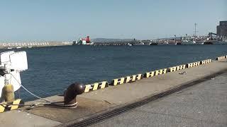 大畑漁港【青森県・むつ市】 2018.10.21 Ōhata fishing port