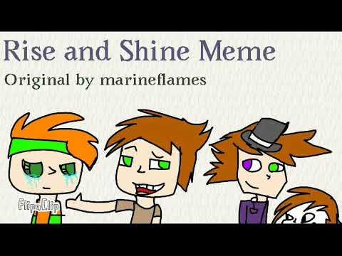 Rise and Shine - Meme Animation - Paluten Zombey ...