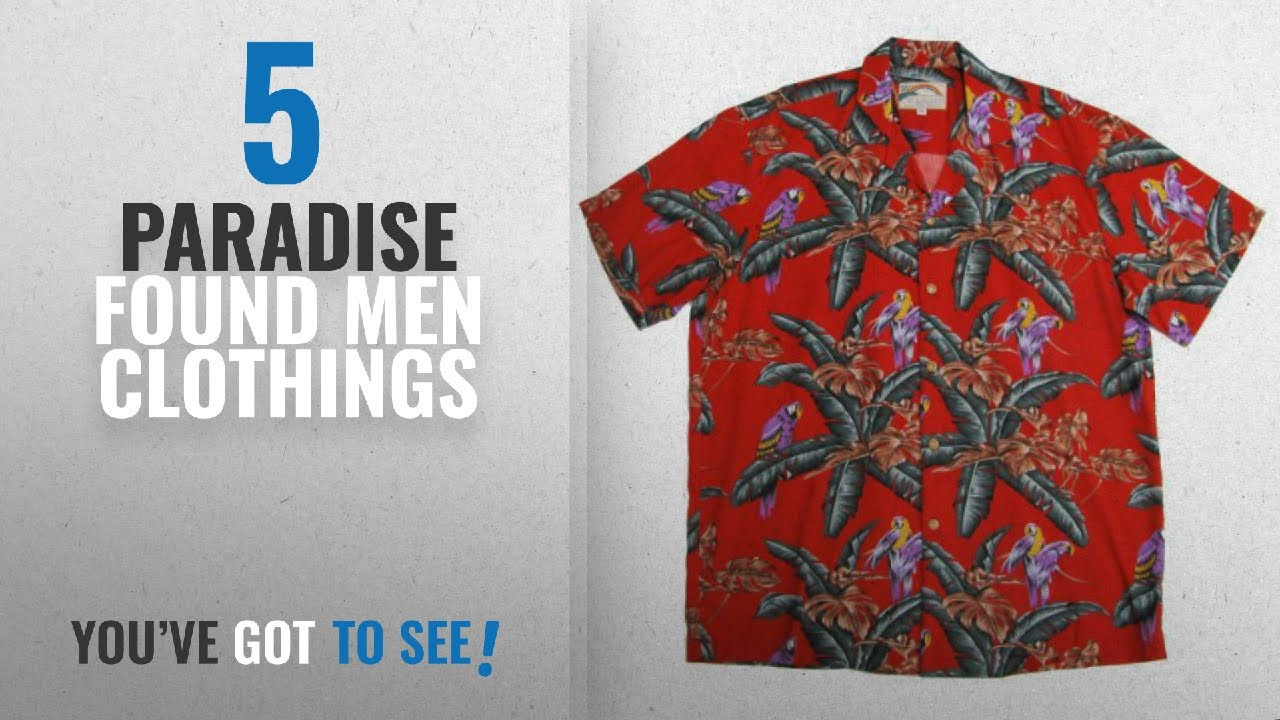 57bfe2e16 Top 10 Paradise Found Men Clothings [ Winter 2018 ]: Paradise Found ...