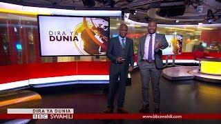 BBC DIRA YA DUNIA ALHAMISI 08.03.2018