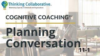11-1 Planning Conversation