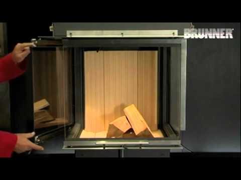 Brunner Panorama Kamin Technik Youtube