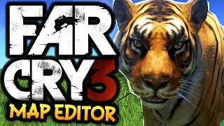 Far Cry 3 Map Editor PC Funtage FC3 Funny Moments