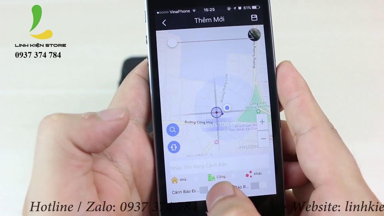 Hướng dẫn sử dụng phần mềm giám sát định vị GPS  miễn phí LKGPS2