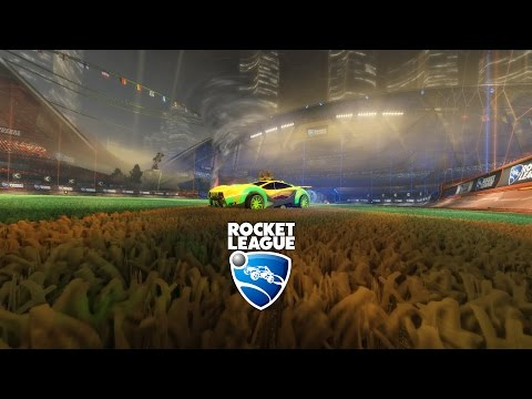 Rocket League matches