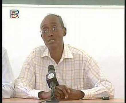 Radio and TV Djibouti - Journal en Somali mar 10, 2007