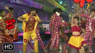 Srikanth and Swetha Performance | Dhee Jodi | 4th January 2017| ETV Telugu