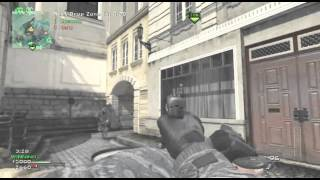A MUST WATCH *Epic* MW3 Throwing Knife Bankshot/Trickshots Montage