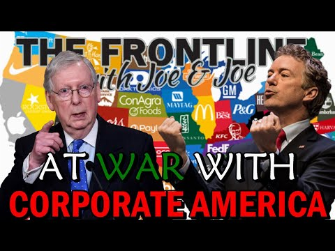 They're at WAR with Corporate America! | THE FRONTLINE WITH JOE & JOE
