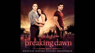 The Twilight Saga Breaking Dawn Part 1 Soundtrack: 17. Turning Page - Sleeping At Last