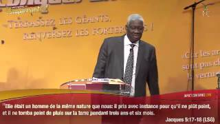 IMPACT CONFÉRENCE  2014 :LA VIE DE PRIÈRE DU CONQUERANT