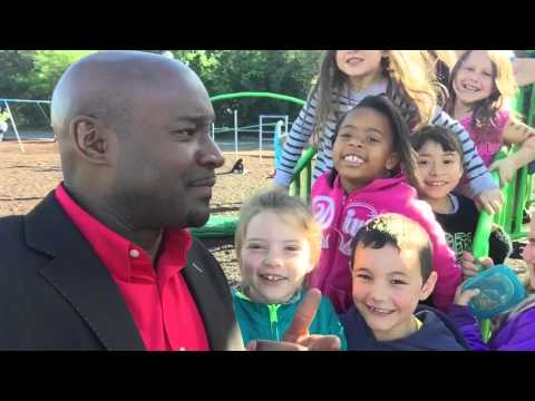 Principal For A Day - Rother Elementary School