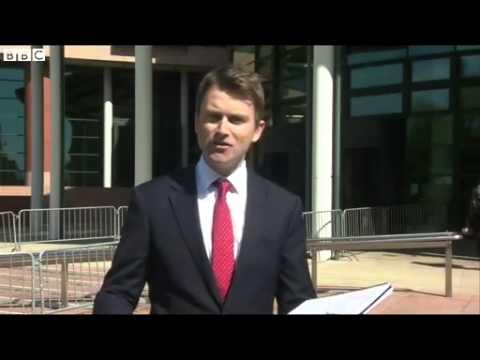 Broadcaster Stuart Hall Admits Indecent Assaults On Several Underage Girls.