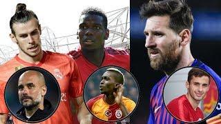 Transfer Haberleri - Galatasaray , Fenerbahçe , Beşiktaş , Trabzonspor ve Avrupa (15)