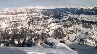 MARMOLADA - widok ze szczytu