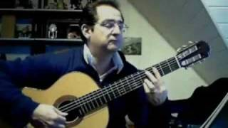 MILONGA FOR GUITAR: MAXIMO DIEGO PUJOL