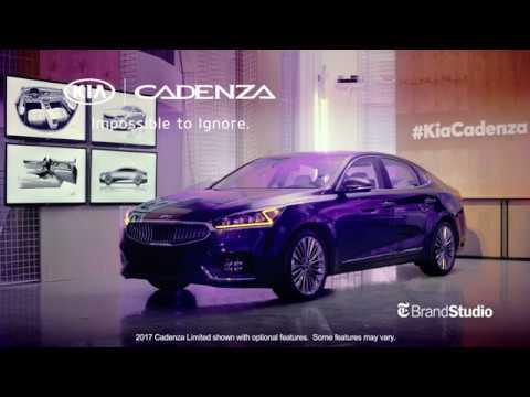 The 2017 Kia Cadenza   The Augmented Reality Experience