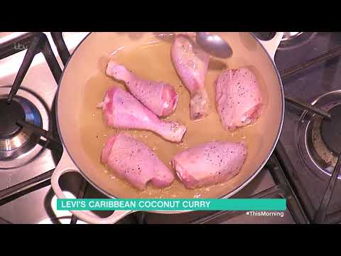 Levi's Caribbean Coconut Curry | This Morning