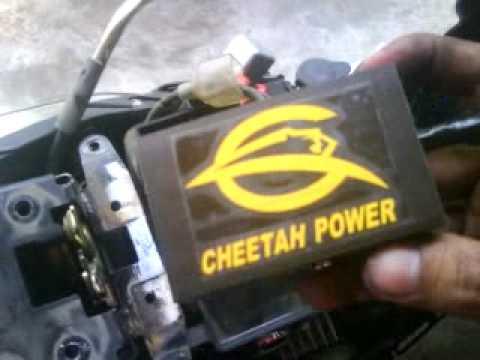 Compare CDI Original vs CDI Cheetah Power - New Classic on Honda CS1 - Part1