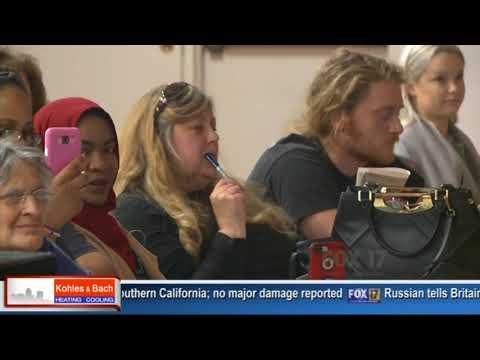 Video: Iowans Protest Islamophobic Event with Anti-Muslim Conspiracy Theorist John Guandolo