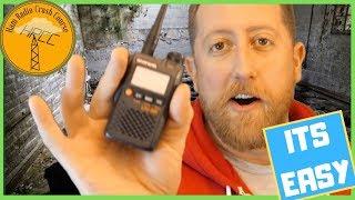 HAM Radio Crash Course 2- Get Licensed thumbnail
