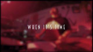 Jai Row Kavi Drumcam - 'When its time' Live (Blackstratblues)