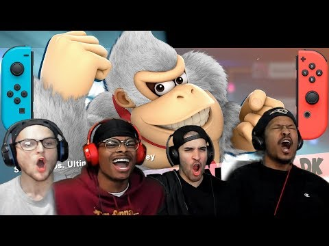 THE #EGHQ JOYCON CHALLENGE | Super Smash Bros. Ultimate (Single Joycon Tournament) thumbnail