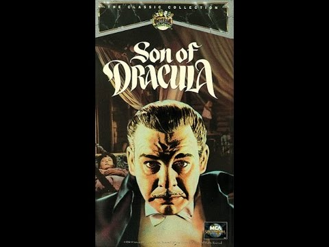 Son Of Dracula Review 1943 Lon Chaney Jr.