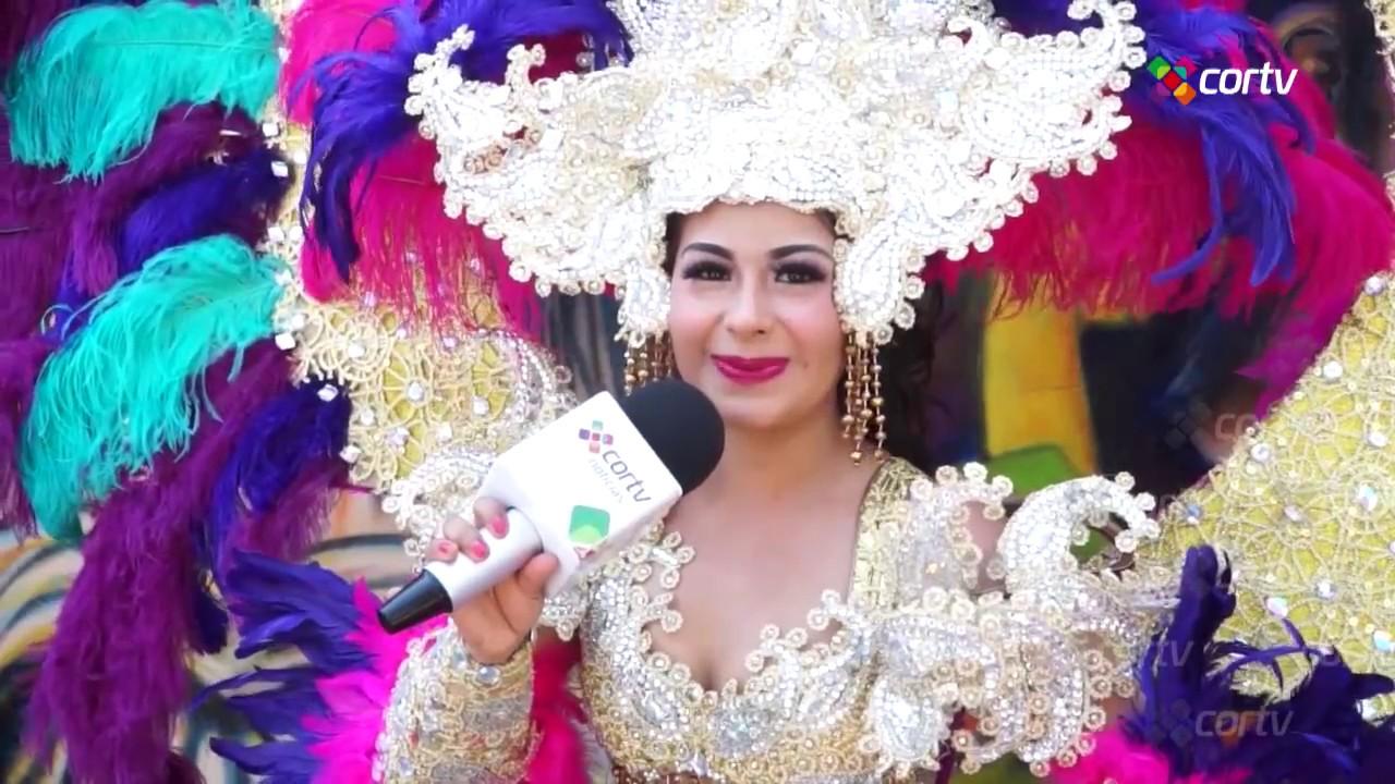 Concurso de disfraces carnaval putleco 2017 youtube - Difraces para carnaval ...