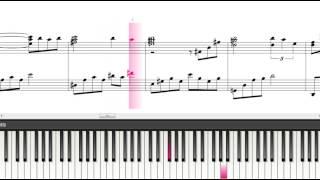 FF4 愛のテーマ(ピアノ)ゲーム「ファイナルファンタジー4」より