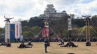2018姫路市消防出初め式FULL
