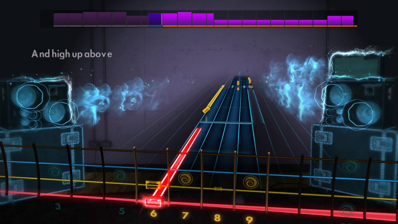 Rocksmith: All-new 2014 Edition - Coldplay: Fix You 2017 pc game Img-3