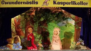 Dr Kasperli u d Sidefiin im töife Wald (oder Dr Kasperli wird usglachet)