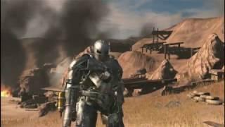 Iron Man Xbox 360 Gameplay Part 1 - Escape