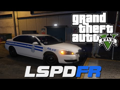 GTA V - LSPDFR 0.2b - Day 11 - Zancudo AFB Security Forces - Part 2