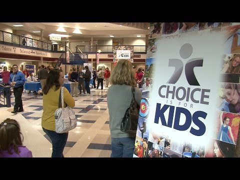 DCSD Choice Fair at Ranch View Middle School