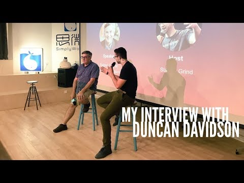 Startup Grind Shenzhen with Duncan Davidson (Bullpen Capital): Hustle, Silicon Valley & Unicorns