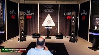 NEW Gryphon Audio Ethos CD Player FULL DEMO Trident II Mephisto Pandora  @ Munich High End 2019