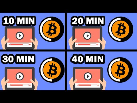 Earn FREE Bitcoin WATCH VIDEOS With This APP! 1 BTC In 1 DAY