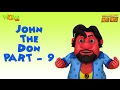 John The Don Compilation - Motu Patlu Gags - Part 9