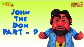 John The Don - Motu Patlu Compilation- Part 9 As seen on Nickelodeon