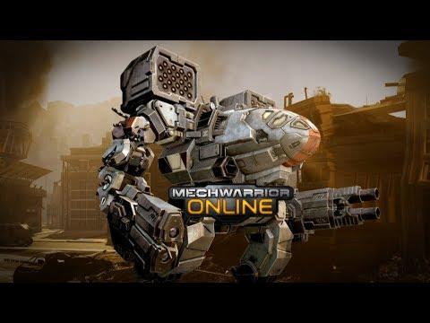 MECHWARRIOR Online | Боевые роботы #5