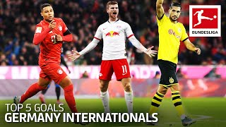 Goals germany internationals 2019 ...