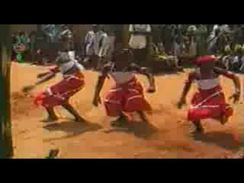 AFRICAN SONG - VODOON IN BENIN - VODOU-MAGIC